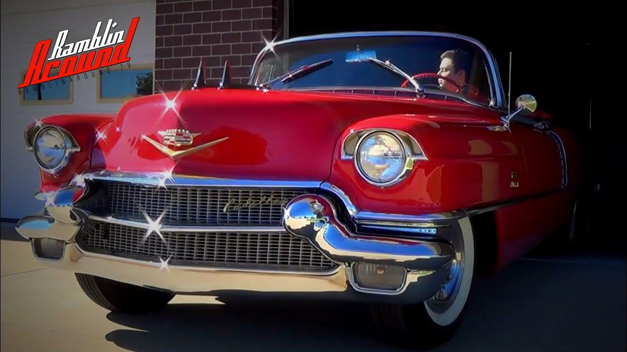 1956 Cadillac Eldorado Convertible 365 V8 Dual 4 Bbl Youtube 1954 El Dorado