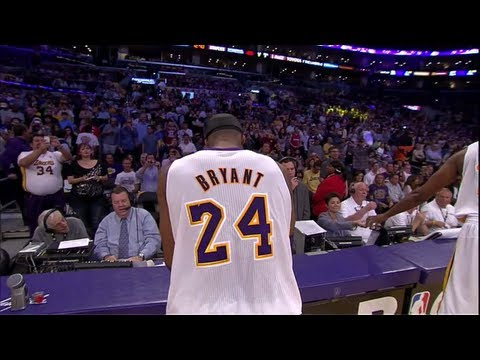 Kobe Bryant 33 Points vs Miami Heat - Full Highlights 04/03/2012