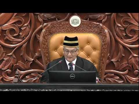 Tun mahathir di parlimen 🇲🇾12 march 2019