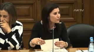 Emília Cerqueira questiona Ministro da Agricultura, Florestas e Desenvolvimento