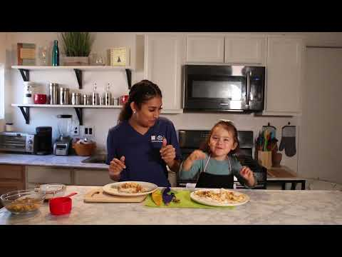 Healthy Cooking for Kids: Crunchy Bananas - February 19, 2021 - Angie