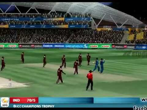 A2 Studios ICC Champions Trophy 2013 Patch for Cricket 07 Download