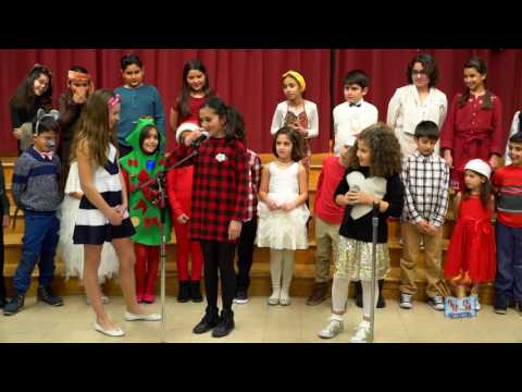 New Year 2016 Program Glenoaks Elementary School