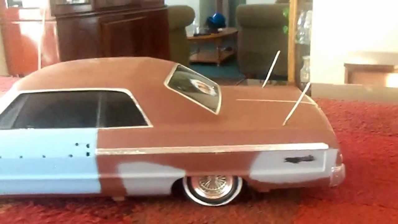Cheech And Chong Up In Smoke 1964 Car Model Youtube