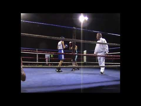 Gala de boxe Aziz vs Samir - Ussap-Boxe Pessac