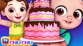 Pat a Cake 2 - Cakes for Occasions - ChuChu TV Nursery Rhymes & Kids Songs