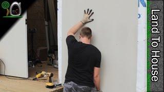 Exterior Hardie Board Siding - Build a Workshop #33