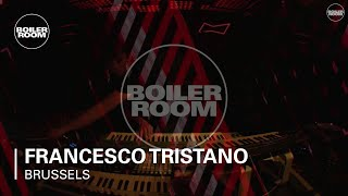 Francesco Tristano Boiler Room x Budweiser Brussels   Live Set
