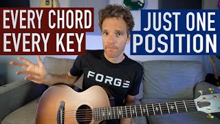 EVERY Chord, EVERY Key, ONE Position