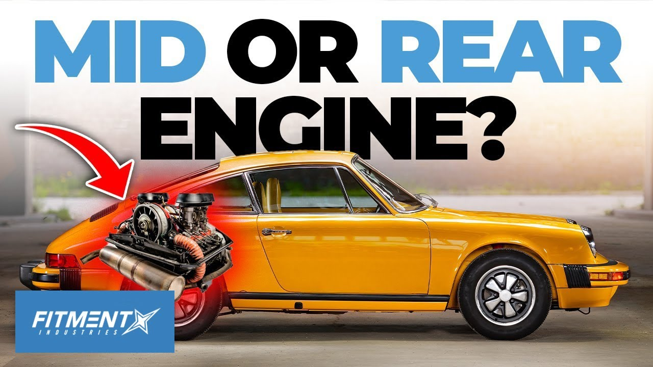 Should You Buy A Rear or Mid-Engine Car?
