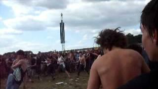 Download Festival 2010: Lamb of God & The Joker Clip