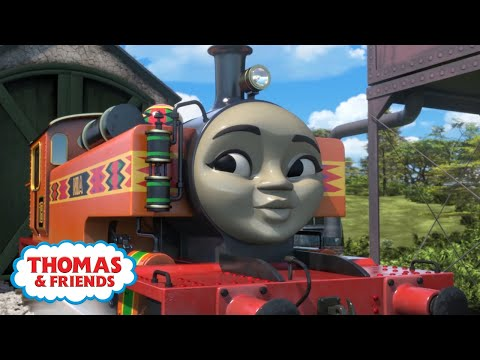 Meet The Steam Team: Meet Nia | Thomas & Friends