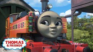 Meet The Steam Team: Meet Nia | Thomas & Friends