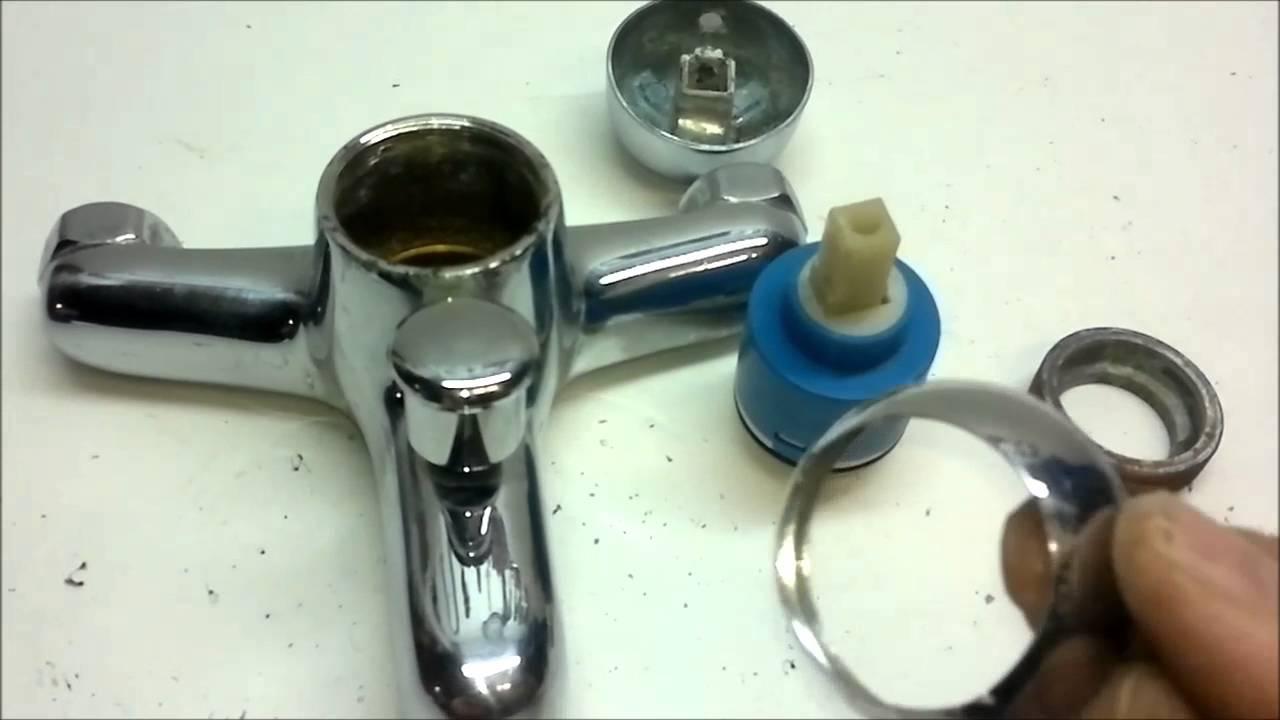 Grifo monomando gotea como desmontar un grifo monomando for Como arreglar la llave de la ducha que gotea