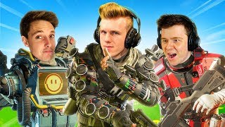 Download Carrying Lazarbeam & Muselk in Apex Battle Royale! Mp3 and Videos