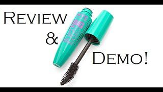 Review & Demo:  NYC Big Bold Curl Mascara