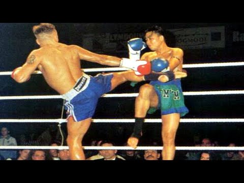 Ramon Dekkers Vs Thailand (Highlights & Knockouts) | รามอน เดกเกอร์ | Muay Thai