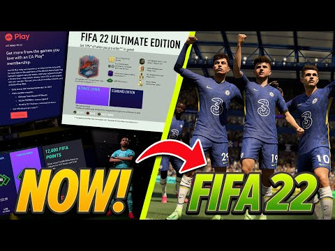 4 Ways YOU Can Take Advantage Of FIFA 22 Right Now! (FUT 22) |