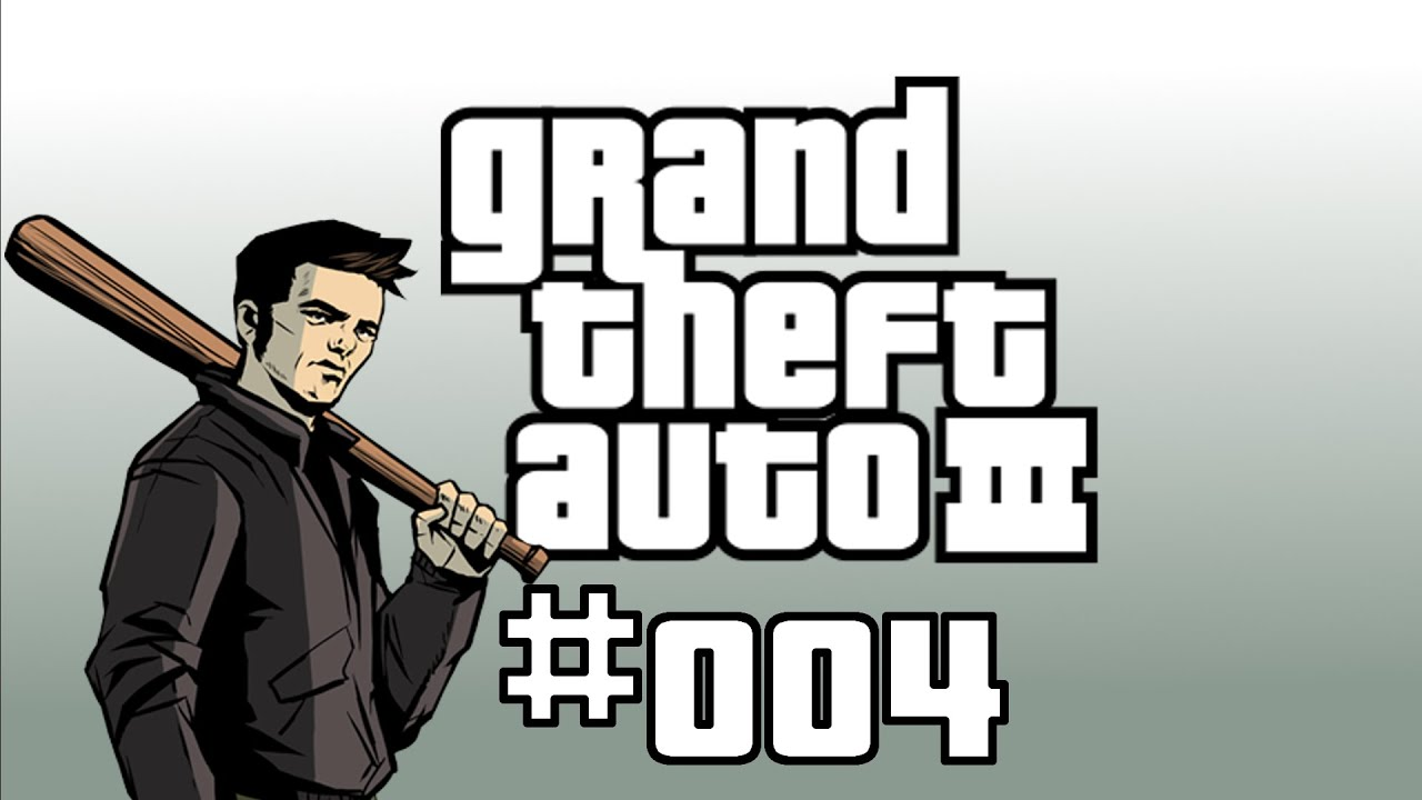 GTA 3 #004 🔫 Deutsch 100% 🔥 Feuerwehr Missionen (20 auf Portland) ∞ Let's Play Gameplay German thumbnail