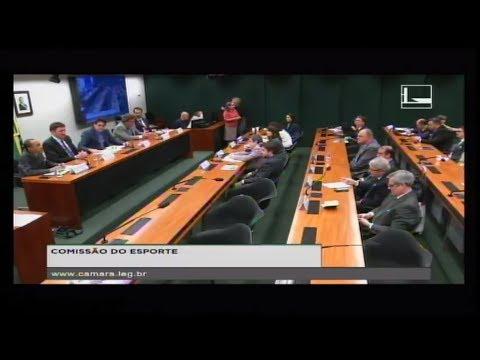 ESPORTE - Debater o patrocínio estatal ao esporte brasileiro - 06/06/2018 - 15:09