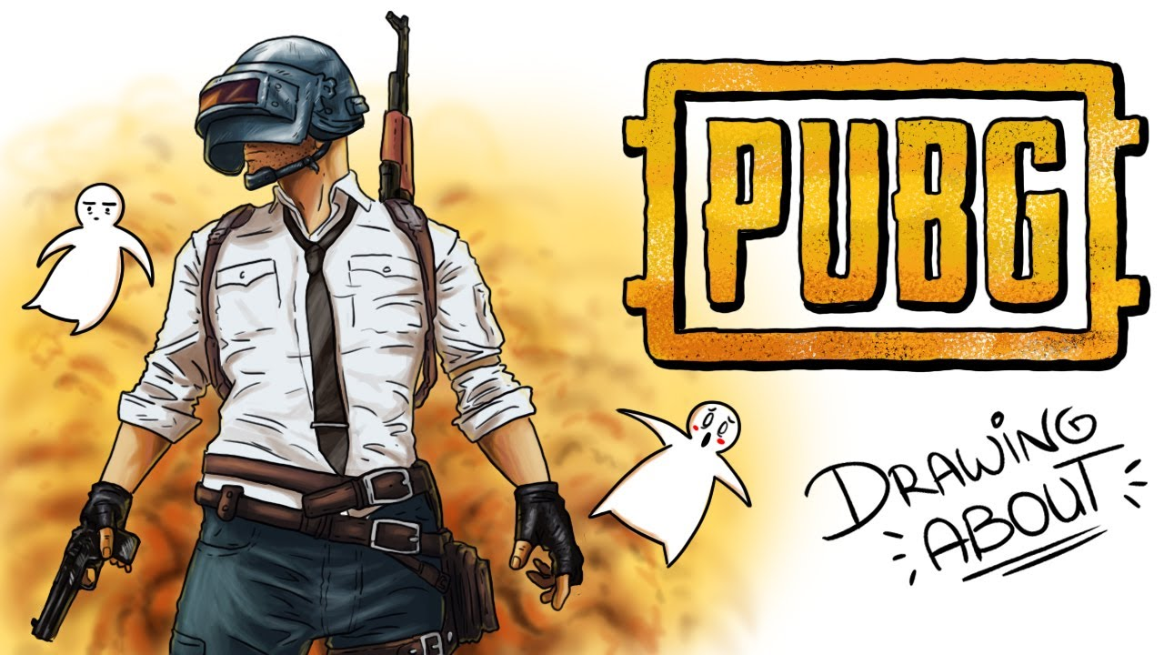 PLAYERUNKNOWN'S BATTLEGROUNDS | Draw My Life