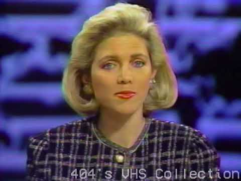WPXI 11PM News November 17, 1989