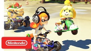 Mario Kart 8 Deluxe Souped-Up Trailer - Nintendo Switch