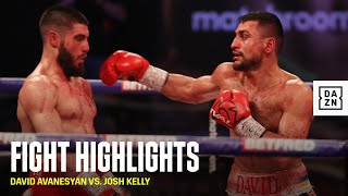 HIGHLIGHTS | David Avanesyan vs. Josh Kelly