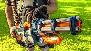 """Minigun Mod"" | NERF Combat & Loadout"