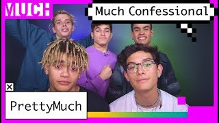 Which PrettyMuch Member Went Commando In The Much Confessional?   Much Confessional