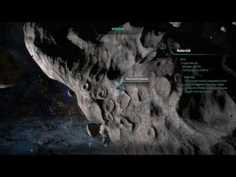 Mass Effect: Andromeda - Helieus Cluster Explored: Pfeiffer: Black Hole, Asteroid Mineral Deposit