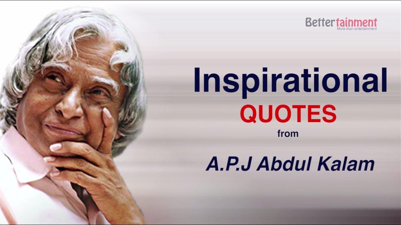 life changing incident in abdul kalam s life Inspirational incidents from dr apj abdul kalam's life in hindi prerak prasang डॉ ए पी जे अब्दुल कलाम के जीवन के १० प्रेरक प्रसंग जब डॉ कलाम drdo में थे.