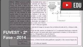 FUVEST - 2ª Fase - 2014