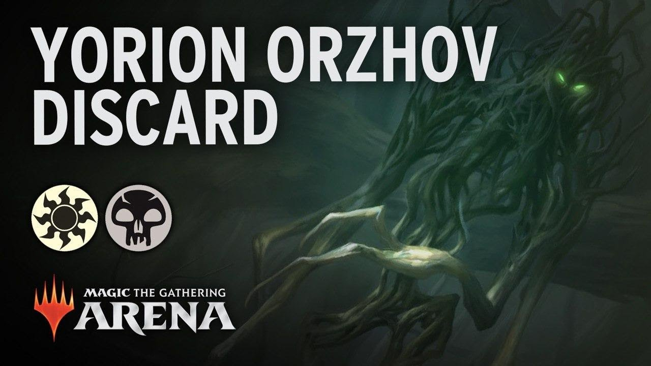 Yorion Orzhov Discard Ikoria Deck Guide Mtg Arena Youtube We have collected the top orzhov yorion standard decks from the latest tournaments. yorion orzhov discard ikoria deck guide mtg arena