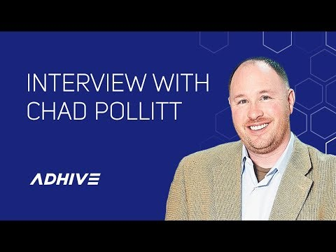 AdHive | An interview with Chad Pollitt
