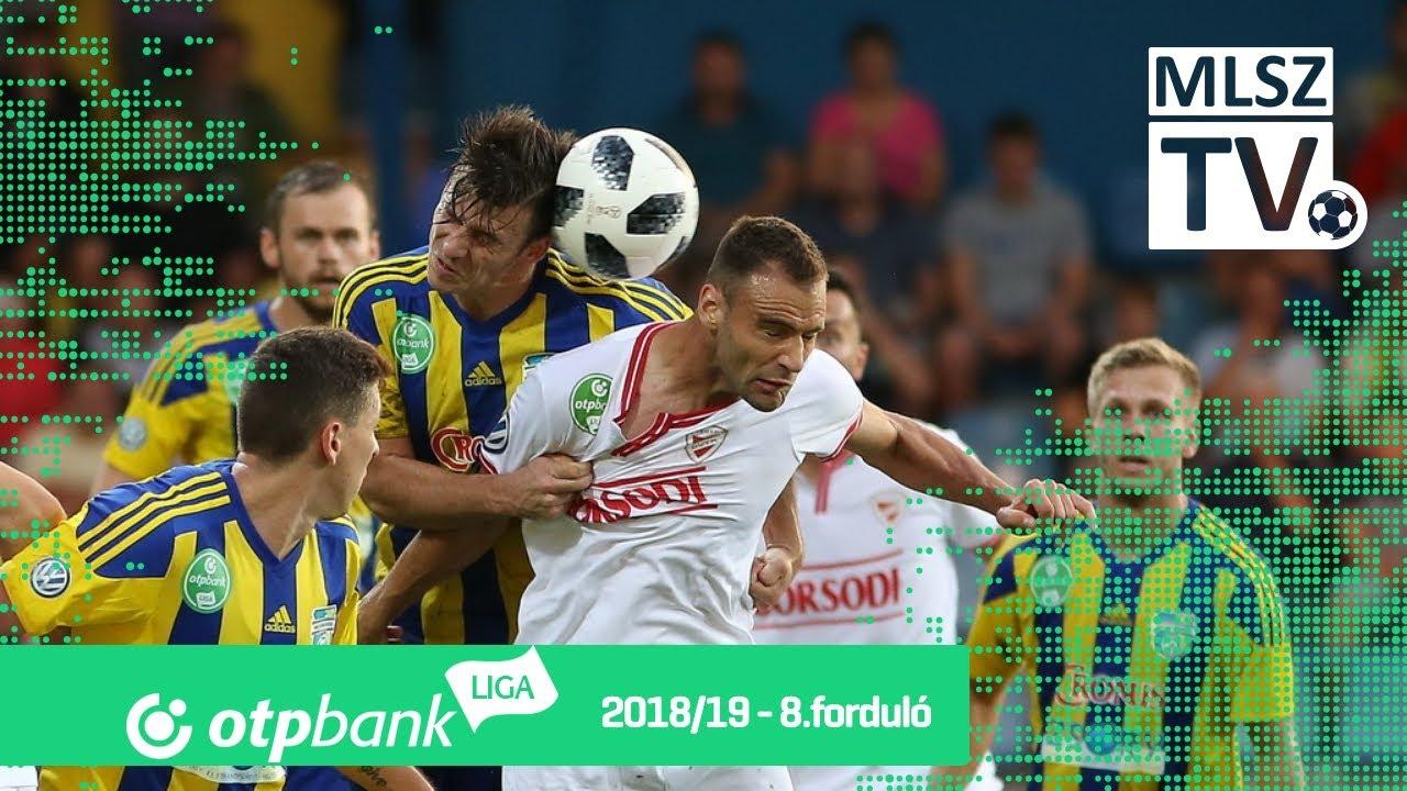 Mezőkövesd Zsóry FC - DVTK | 4-2 (3-0) | OTP Bank Liga | 8. forduló | 2018/2019