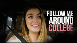 MY LIFE IS A MESS | Follow Me Around College