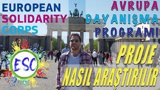 Avrupa Gönüllü Hizmeti (AGH - EVS) Projesi Nasıl Araştırılır? Dikkat Edilmesi Gerekenler #3