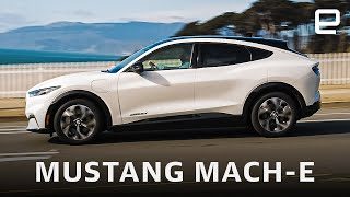Ford Mustang Mach-E hands-on: Great EV, but a Mustang?
