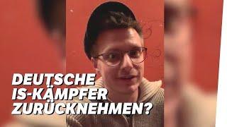 """Moritz Neumeier: """"Deutsche IS-Kämpfer zurücknehmen?"""""""