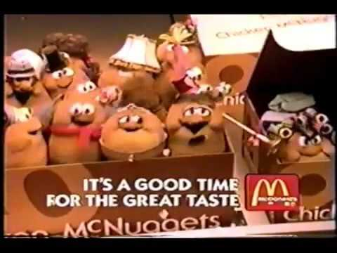 1984 Mcdonalds Commercial