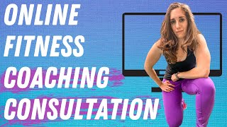 Online Fitness Coaching Consultation | What You Should Do
