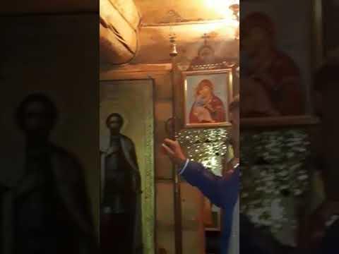 Мои рассказы о храме преподобного Сергия Радонежского