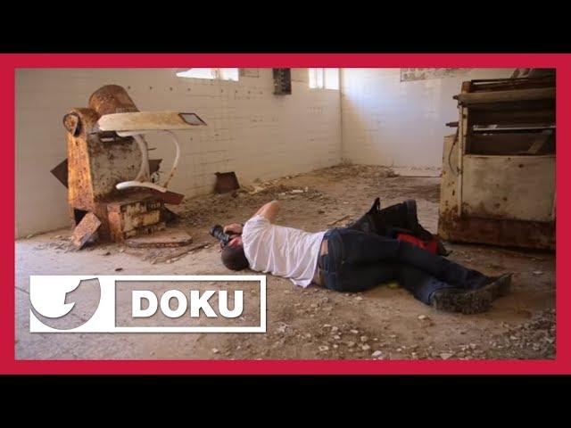 Lost place: Das Alcatraz von Kroatien mit einem Urban Explorer | Doku