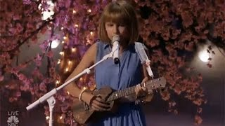 "Grace Vanderwaal live show ""Beautiful Thing""  HD full video"