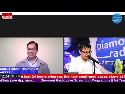 NEP 2020 EDUCATION POLICY PART 1   || 24TH OCTOBER  91.2 Diamond Radio FM Live Stream