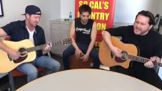 Matt Gary Performs at Go Country 105
