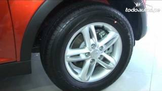 SsangYong Korando 2011 Videos