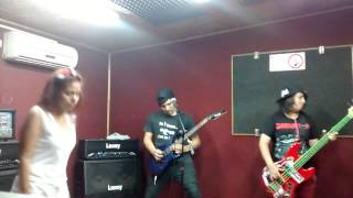 """In this moment Daddy F.A cover """"From the ashes"""""""
