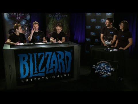 Battle.net World Championship Seeding Show